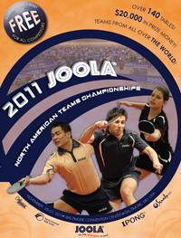 2011 North American Teams